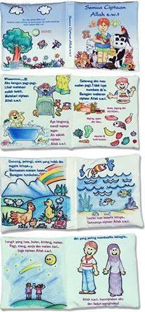 buku kain semua ciptaan Allah